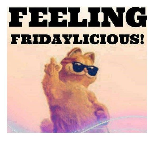 Feeling Fridaylicious